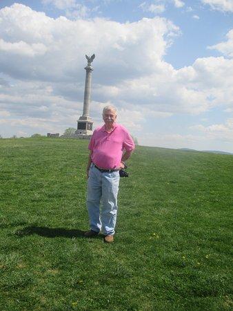 Sharpsburg, แมรี่แลนด์: New York monument