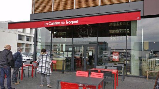 Rungis, Fransa: Entrée