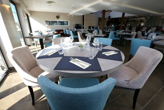 Margaux, Frankrike: Brasserie du Lac