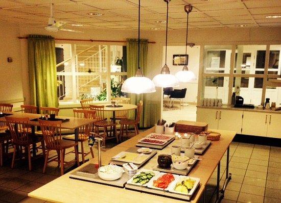 Umeå, السويد: Evening snack included in price mo-thu