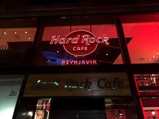 Hard Rock Cafe Reykjavik