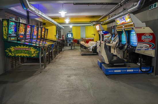Joystick Arcade Bar