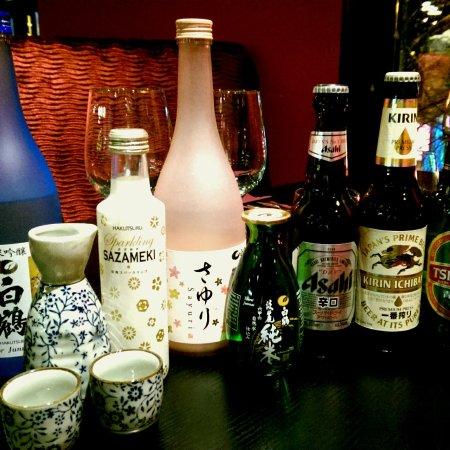 Maynooth, Irlanda: Orient Asian Restaurant & Sushi Bar