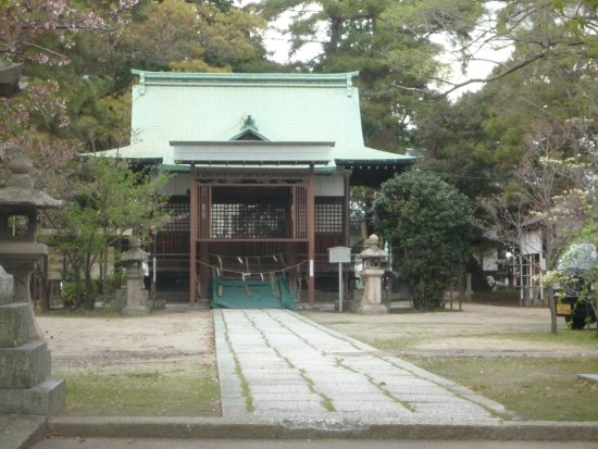Mishimakamo Shrine