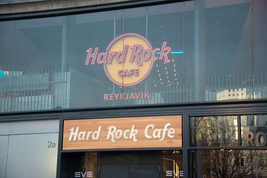 Hard Rock Cafe Reykjavik Shop