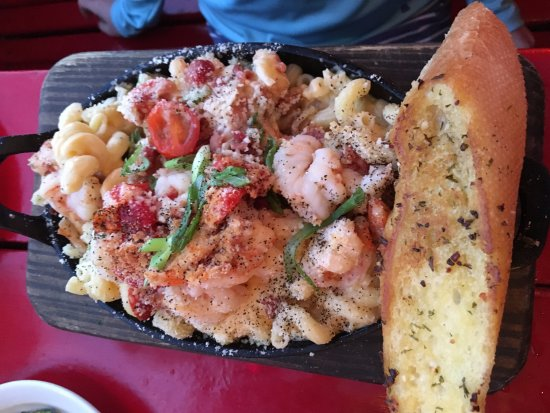Crabs We Got Em: Shrimp Mac-n-Cheese