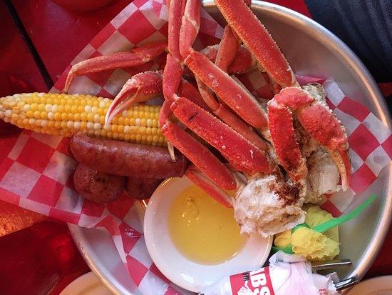 Crabs We Got Em: Snow Crab Dinner