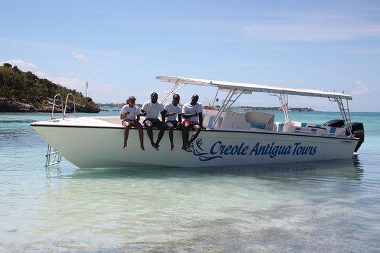 Creole Antigua Tours