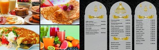 Restaurant Morisco : BREAKFAST