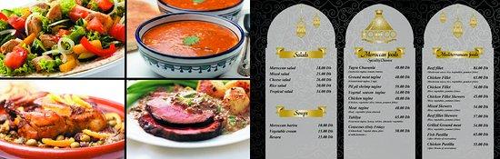 Restaurant Morisco: SALADS ,