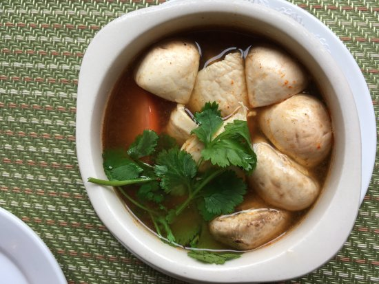 South Portland, ME: Tom Yum soup