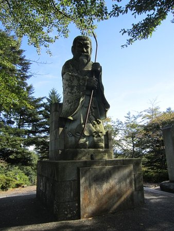 Keitai Tenno Zo Stature