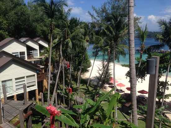 Foto de Manukan Island