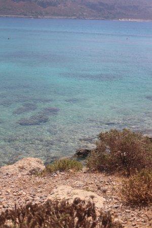 Gramvousa, Grèce : vackert