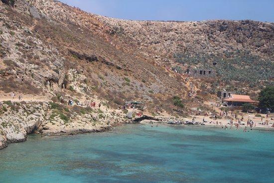Gramvousa, Grécia: vackert