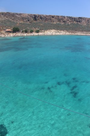 Gramvousa, Yunanistan: vackert