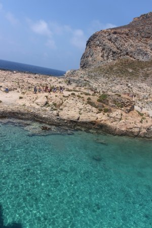 Gramvousa, Grecia: vackert