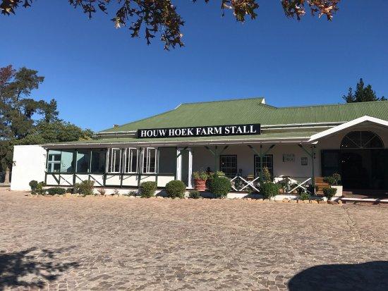 Grabouw, South Africa: Houw Hoek Coffee Shop