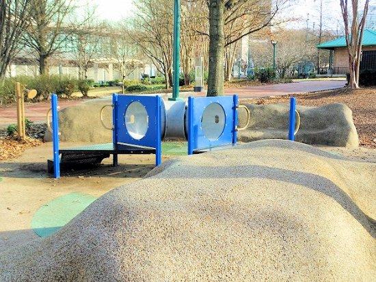 Centennial Olympic Park: playground