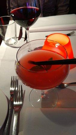 Starckx: Mocktail! Sehr lecker!