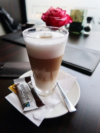 Hengelo, Нидерланды: Latte Machiatto