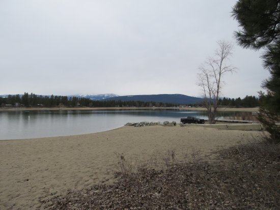 Wasa, Canada: Looks of sandy beaches