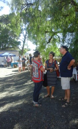 Victoria West, Sudáfrica: Boermark/Farmers Market - The First Saturday of each month