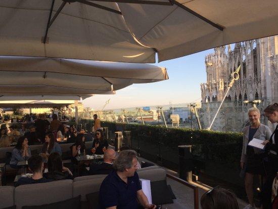 La Terrasse Photo De La Rinascente Food And Restaurant