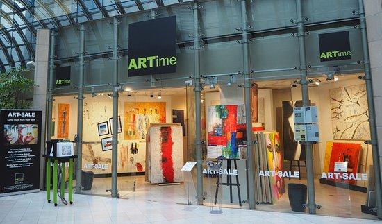 Schillerpassage Frankfurt artime galerie in der schillerpassage in frankfurt am bild