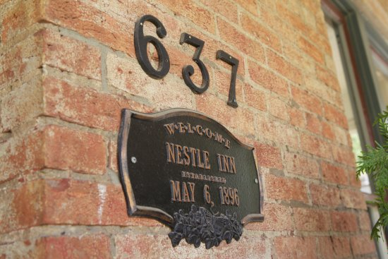 Nestle Inn Bed and Breakfast: Welcome to Nestle Inn