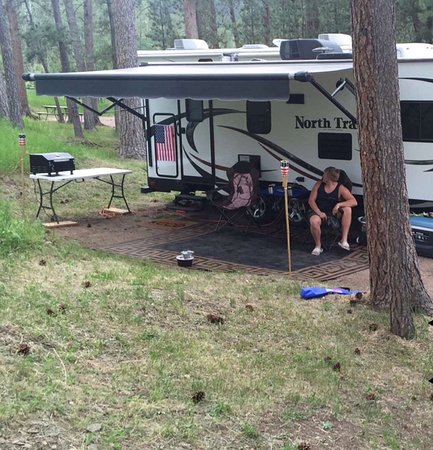 Rafter J Bar Ranch Campground: photo0.jpg