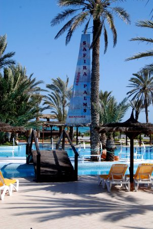 Safira Palms Hotel & Spa Photo