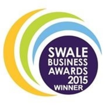 Isle of Sheppey, UK: Swale Business of the Year 2015, for service to the community, 1 year after opening.