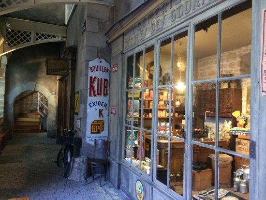 Musee Aux Anciens Commerces