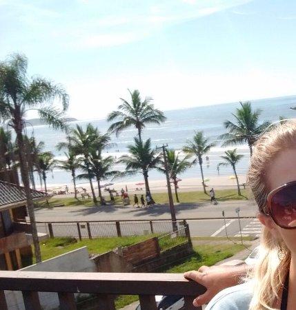Hotel Nautico : Vista do terraço do Hotel!! perfeito!