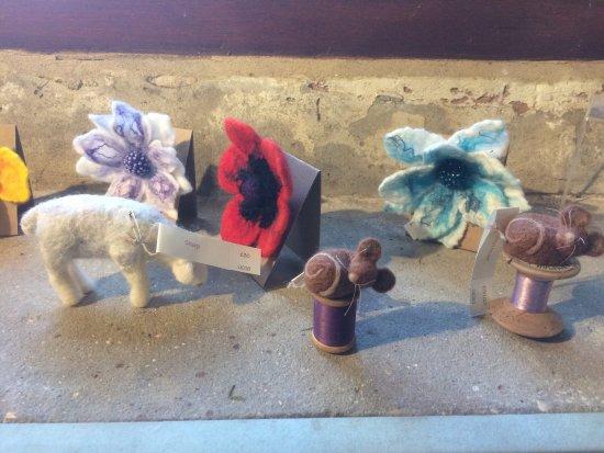 Wimborne Minster, UK: Walford Mill Crafts