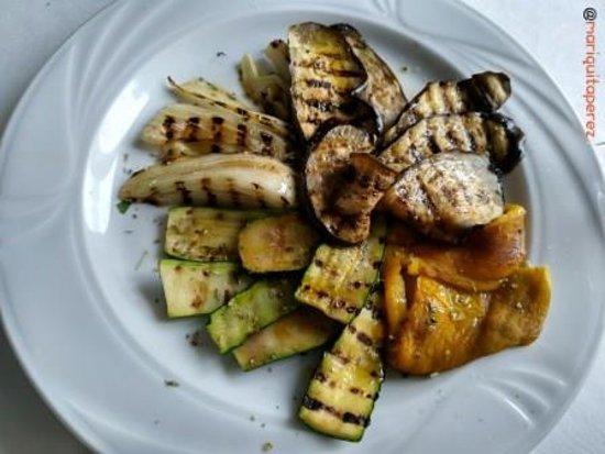 Donna Rachele : Verdura alla griglia