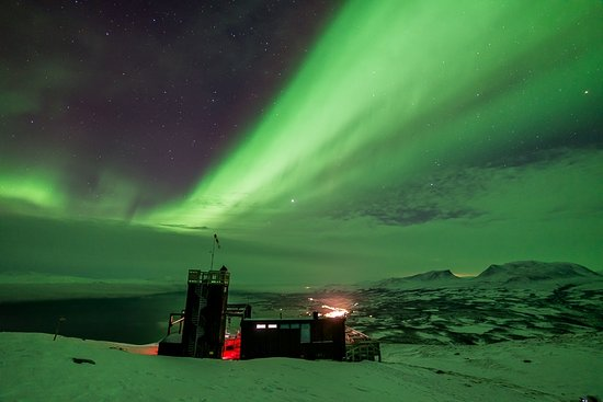 U201cBest Place To See Northern Lightsu201d