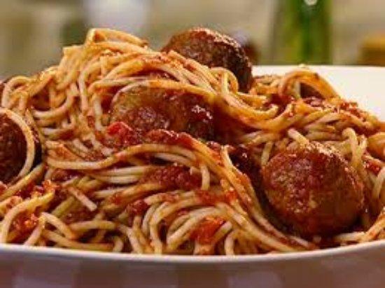 ล็อกพอร์ต, นิวยอร์ก: Spaghetti & Meatballs, the best