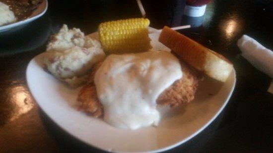 Purcell, Оклахома: Chicken fry