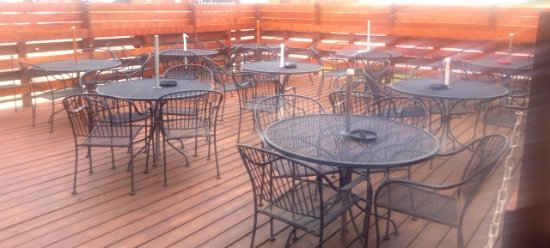 Purcell, OK: Outdoor seating