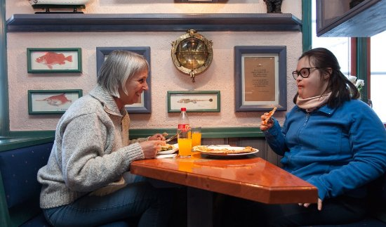 Sor-Trondelag, Norway: På pubben serverer vi god, hjemmelga mat