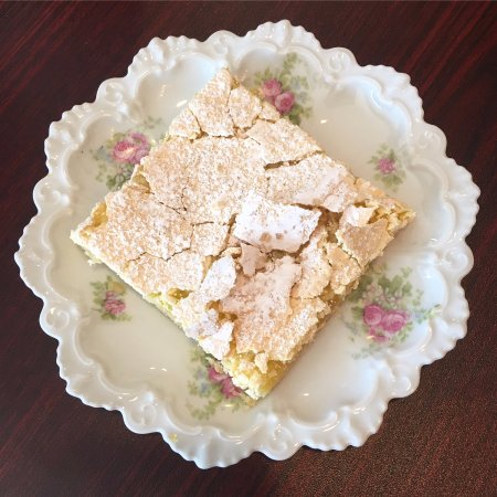 Ellington, CT: Lemon Bar
