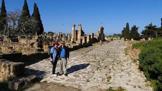 Autre Tunisie Day Tours : Utica (Roman to Phoenician)