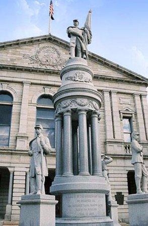 Towanda, Pennsylvanie : Bradford County Court House