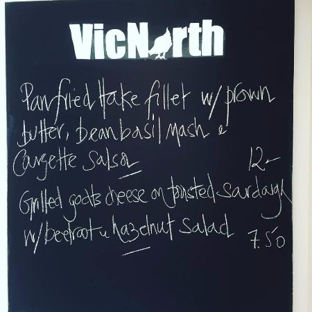 Newport -Trefdraeth, UK: We have a fish special every day!