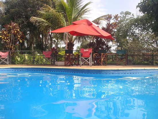 Hotel Tropical: Hermosa piscina !!!!