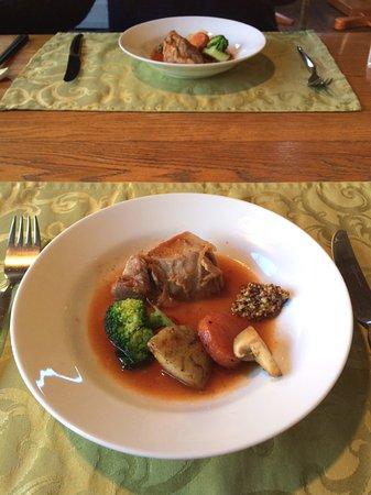Tomiya-machi, Japón: お肉料理