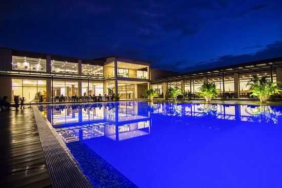 The Nordic Villa: When staying at Nordic Villa you can use BluCabana pool free of charge