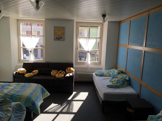 Orbe, Schweiz: Hotel Chasseur